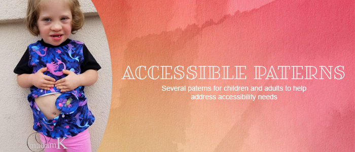 accessible banner